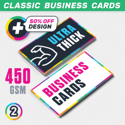 Order business cards online australia from just 9900 d2p au tuff business cards ultra thick 450gsm board reheart Choice Image