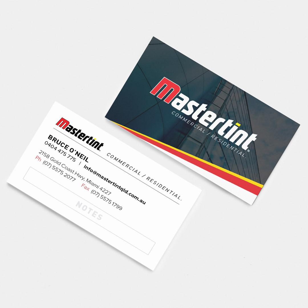 Premium Business Cards Full Colour 2 Sides Super Thick D2p Au