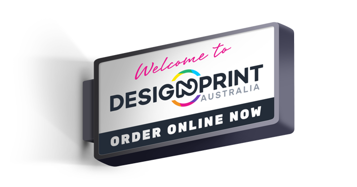 Welcome to Design 2 Print Australia, contact our friendly AU team or order online today!