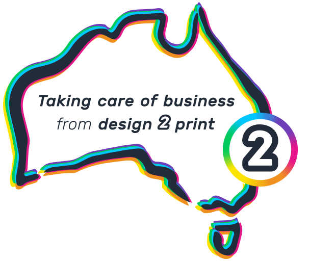 Welcome to Design 2 Print Australia