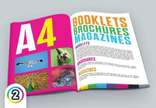 Booklets, Catalogues, Magazines