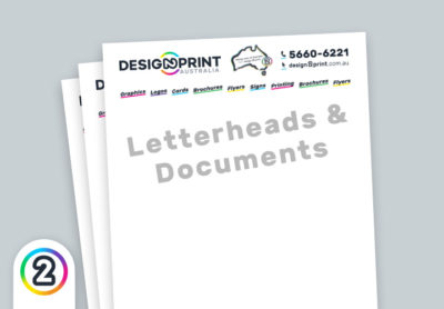 Letterheads and Documents